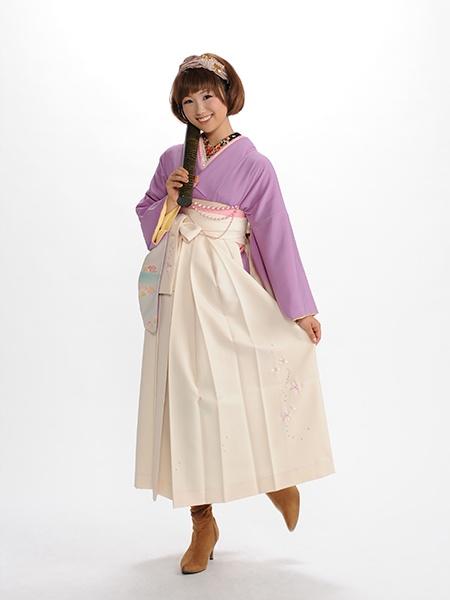 お気に入りの袴なんです
